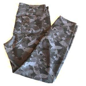 JOE FRESH cargo pants SZ 32